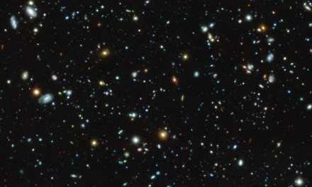 El campo ultraprofundo de Hubble aun guarda sorpresas