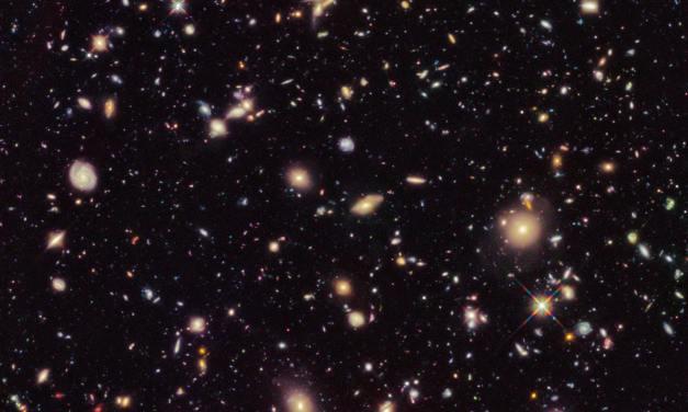 Descubren posibles evidencias de un universo anterior