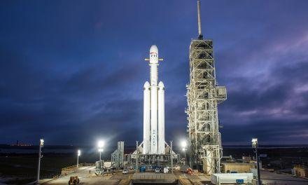 Falcon Heavy y su histórico lanzamiento