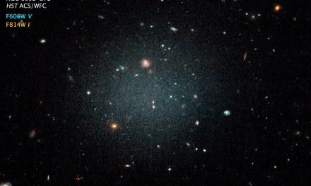 NGC 1052-DF2: una galaxia sin materia oscura