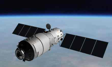 La estación china Tiangong-1 caerá sobre la Tierra