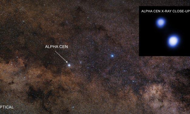 Las amenazas de Alfa Centauri para la vida