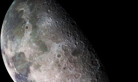 La Luna pudo albergar vida en el pasado lejano