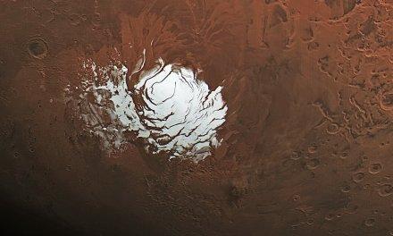 Todavía podría haber actividad volcánica en Marte