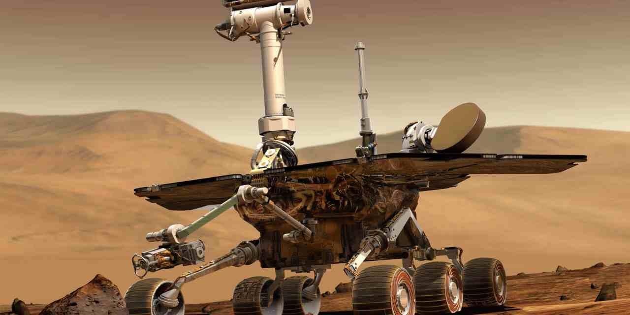 Opportunity sigue sin responder, pero la tormenta en Marte decae