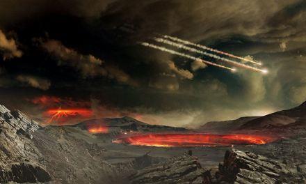 ¿Cuándo apareció la vida en la Tierra?