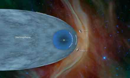 La sonda Voyager 2 entra en el espacio interestelar