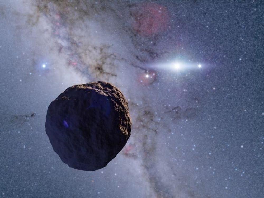 Observan un KBO diminuto en el Cinturón de Kuiper