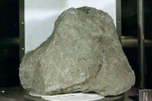 La misión Apolo 14 trajo una roca de la Tierra desde la Luna