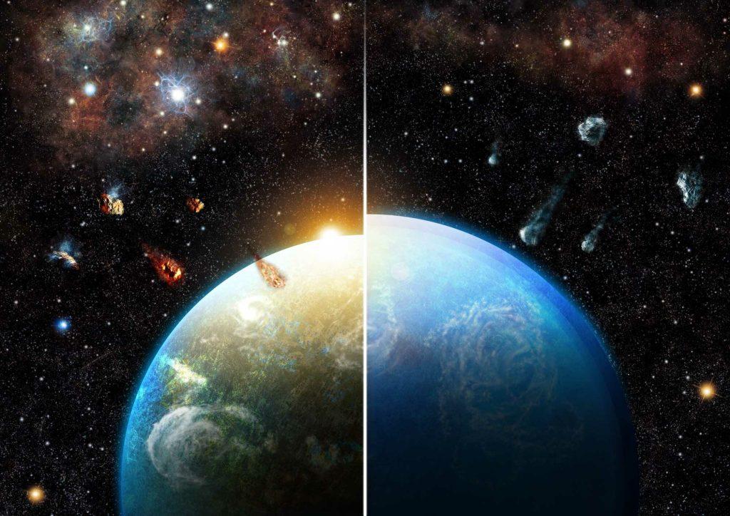 Los planetas oceánicos son mundos inhóspitos... ¿o no?