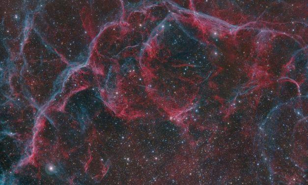 Un fallo en una estrella de neutrones deja ver su interior