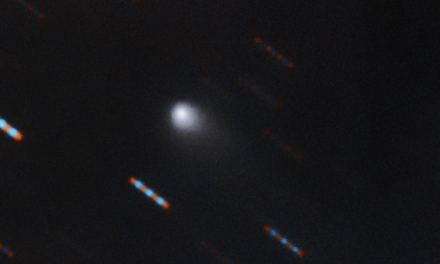 C/2019 Q4 (Borisov), el segundo cometa interestelar