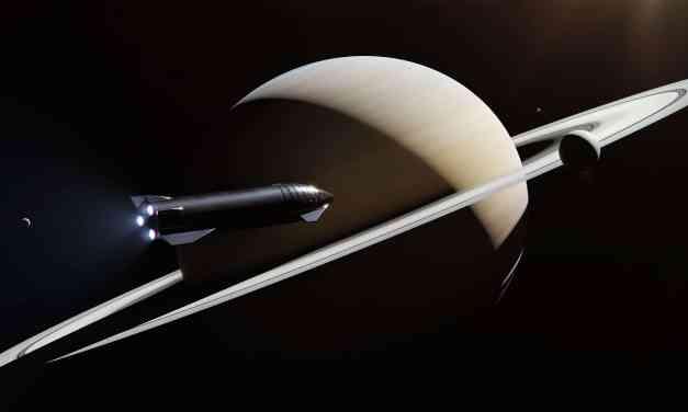 Elon Musk presenta el prototipo orbital Starship Mk.1