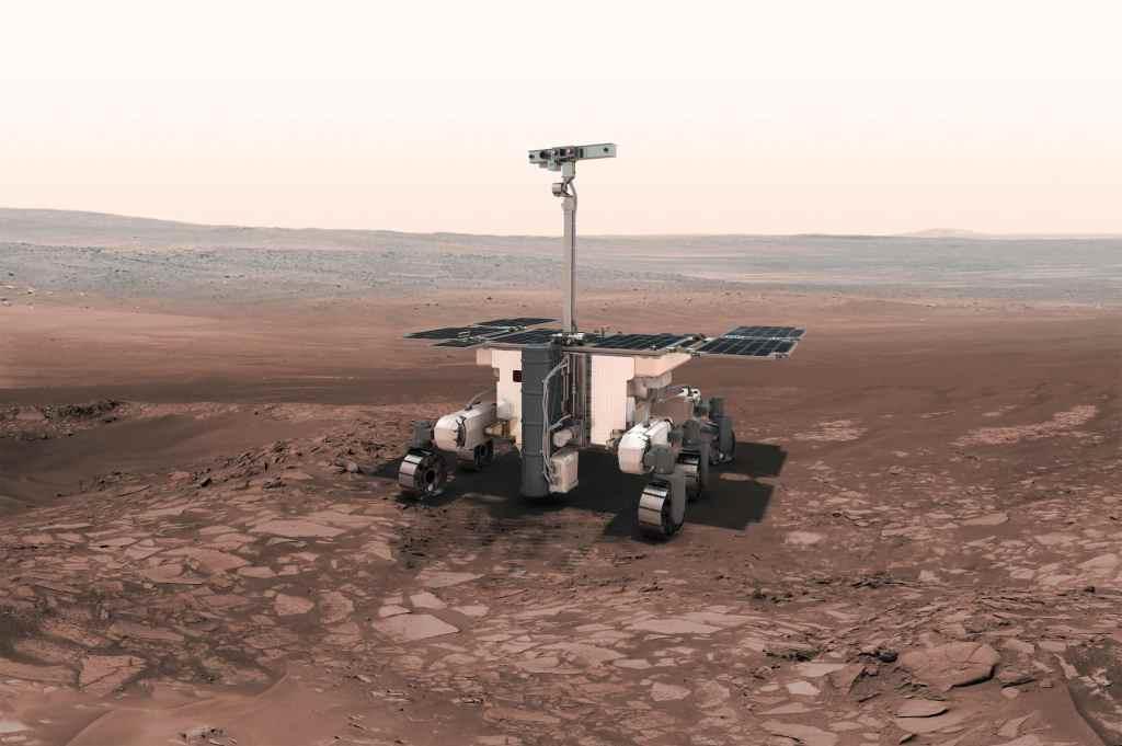 La Agencia Espacial Europea también estará muy presente en la exploración espacial en 2020, gracias a la misión ExoMars.