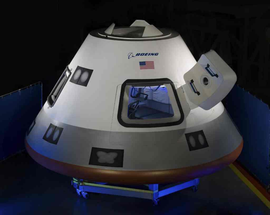 La cápsula Starliner de Boeing no alcanza la Estación Espacial Internacional