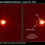 Dwergplaneet Eris is zwaarder dan Pluto