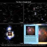 Google lanceert Google Sky