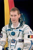 Astronaut Frank de Winne