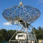 Vrijwilligers wekken radiotelescoop Dwingeloo tot leven