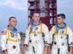 De bemanning van de Apollo 1