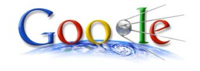 Google's Spoetniklogo