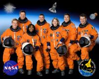De bemanning van STS-120