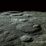 De maan voor 't eerst in HDTV