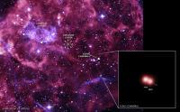 De zeer snel bewegende neutronenster RX J0822-4300 in Puppis A