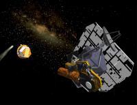 Illustratie van Deep Impact eh</p data-recalc-dims=
