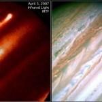 Giga-stormen op Jupiter ontdekt