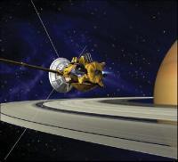 Cassini mag nog twee jaar blijven draaien!