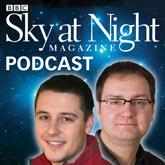 Sky at Night podcast