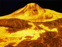 Zijn er actieve vulkanen op Venus?