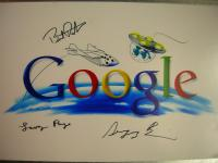 Google in Space!