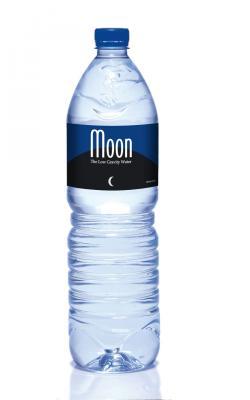 Maanmonsters blijken water te bevatten