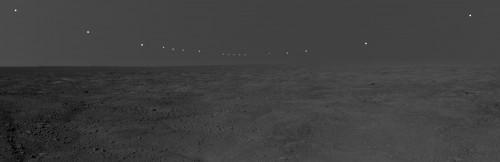 Midzomernacht op Mars