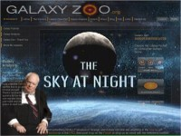 Galaxy Zoo in The Sky at Night