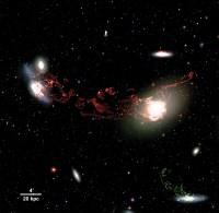 Het M86-NGC4438 complex