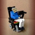 Leuk voor de Kidz: een Lego-Hawking