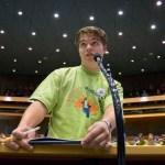 Jongerendebat over ruimtevaart in 2e Kamer