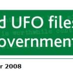 Geheime Britse UFO-documenten vrijgegeven