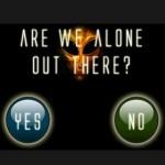 Zijn we alleen of niet?