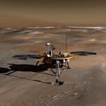 NASA beëindigt missie Phoenix