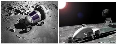 Google Lunar X kandidaten