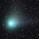 Komt komeet Machholz van een andere ster?