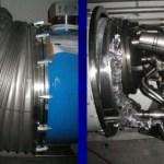 Foto's van de schade aan de LHC