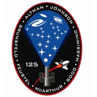 Logo van STS-125
