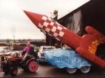 Het carnaval van de ruimte