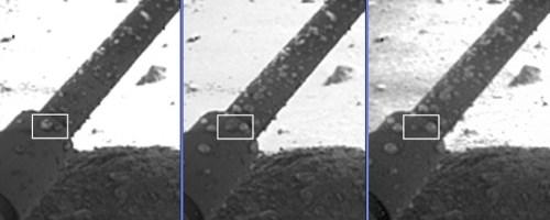 vloeibaar water op Mars?