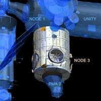 Node 3 van het ISS